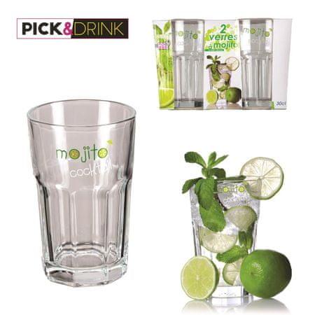 CMP Paris kozarci za mojito Pick&Drink, 2 kosa