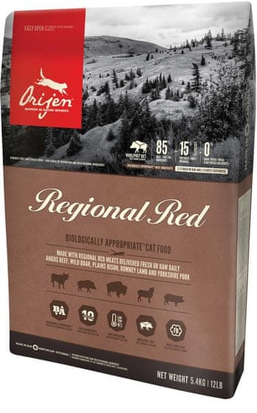 Orijen Regional Red Cat 5,4 kg