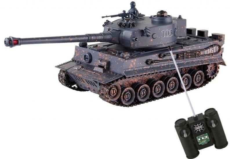 Alltoys RC Tiger Tank 1:24