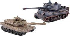 Alltoys RC Tank M1A2 PK 1:24