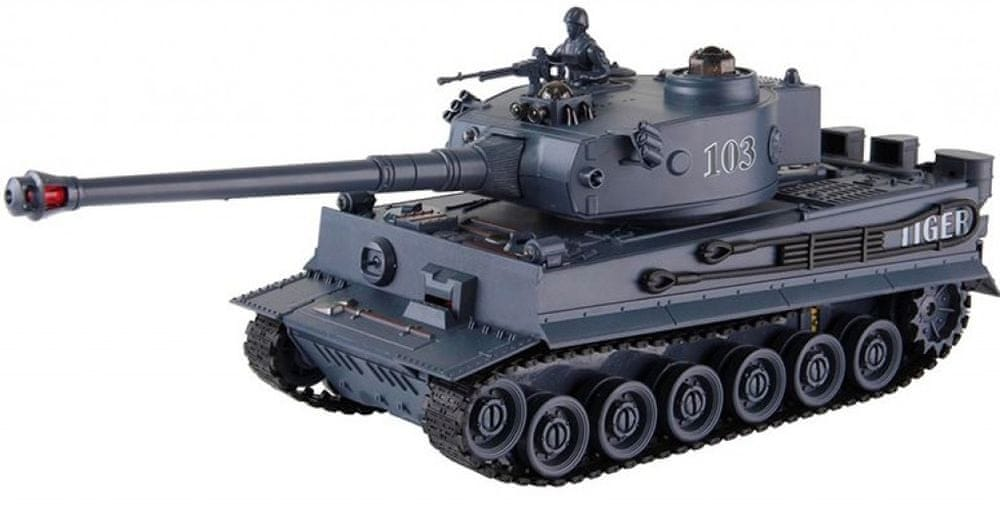 Alltoys Tiger Tank 1:28