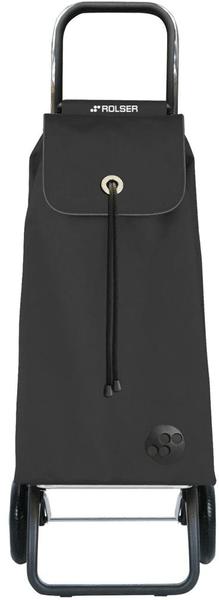 Rolser Nákupní taška na kolečkách I-Max MF Convert RG, tmavě šedá