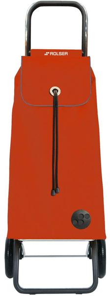 Rolser Nákupní taška na kolečkách I-Max MF Convert RG, oranžová