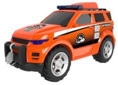 Alltoys Teamsterz terenski jeep z zvočnimi in svetlobnimi efekti