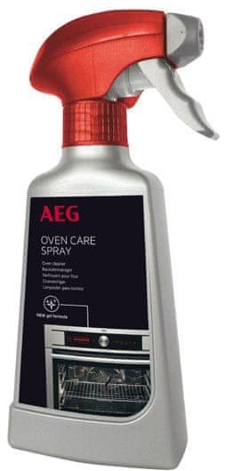 AEG Čistič trouby Ovencare spray 250 ml