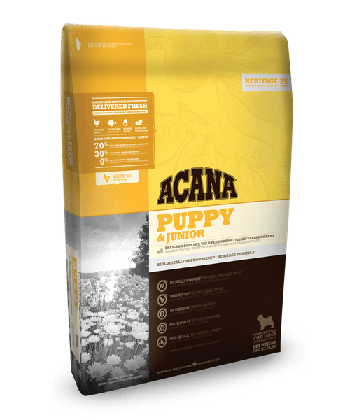 Acana Dog Puppy Junior Heritage 17 kg
