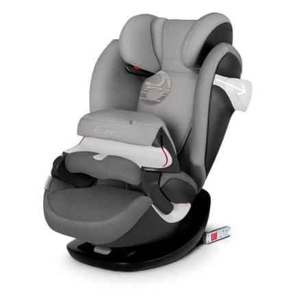 Cybex otroški avtomobilski sedež Pallas M-Fix 2018, siv