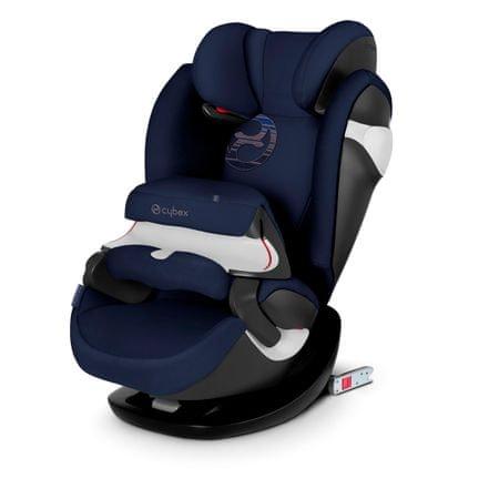 Cybex otroški avtomobilski sedež Pallas M-Fix 2018, temno moder