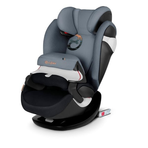 Cybex Pallas M-fix Pepper Black 2018