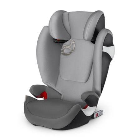cybex solution m fix manhattan grey 2018 mall cz. Black Bedroom Furniture Sets. Home Design Ideas