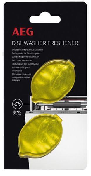 AEG Vůně do myčky nádobí Lemon 2 ks