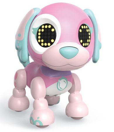 Spin Master Zoomer Interaktivní štěňátko Bubblegum