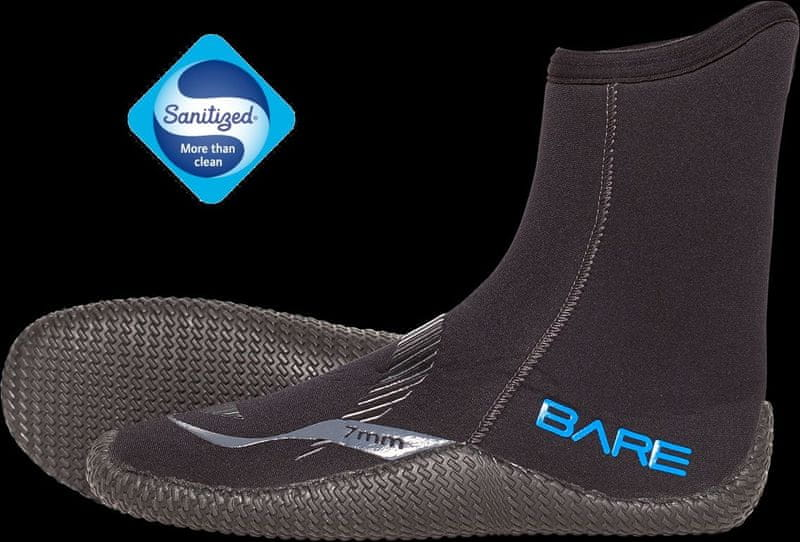 BARE Boty Coldwater 7mm, Bare, XL(43-44)/10