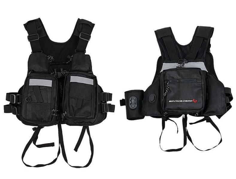 Savage Gear Vesta Hitch Hiker Fishing Vest