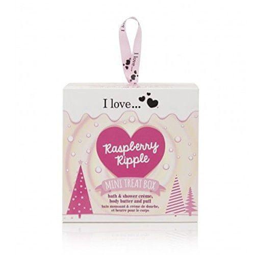 I Love Cosmetics Dárková sada s vůní malin Mini Treat Box Raspberry Ripple