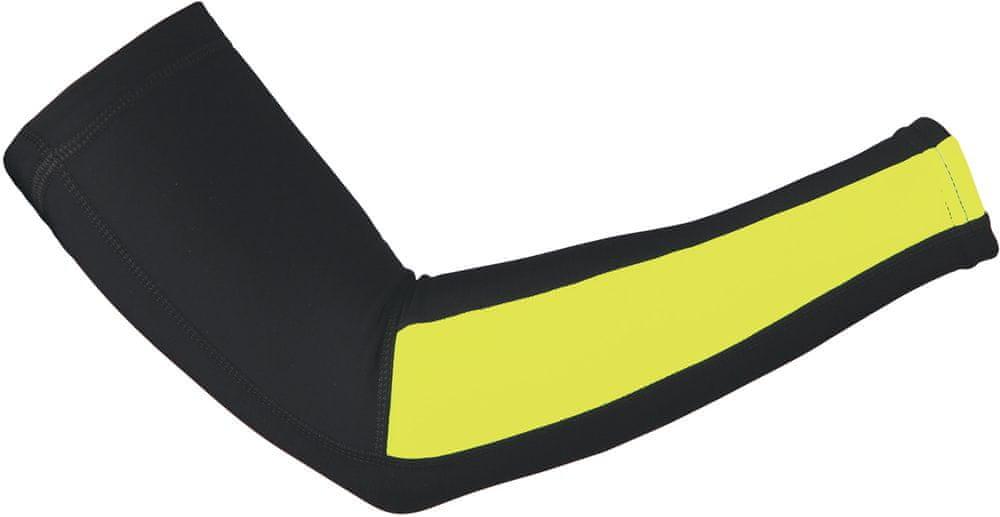 Etape Návleky na ruce Černá/Žlutá Fluo XL