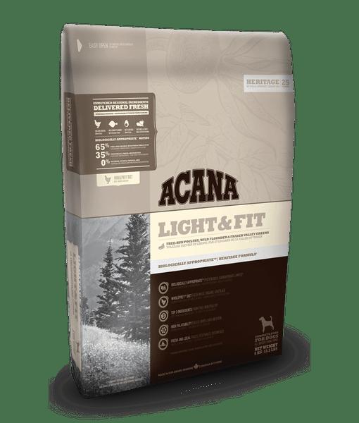 Acana Heritage Light & Fit 11,4 kg