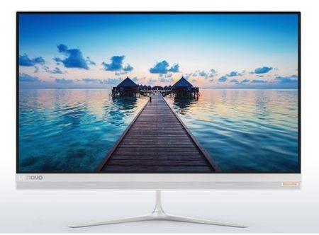 Lenovo AiO računalnik IdeaCentre 520 i5-7400T/8GB/SSD128GB+1TB/23,8FHDTouch/Win10H (F0D1003CSC)