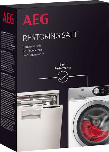 AEG Regenerační sůl 1 kg