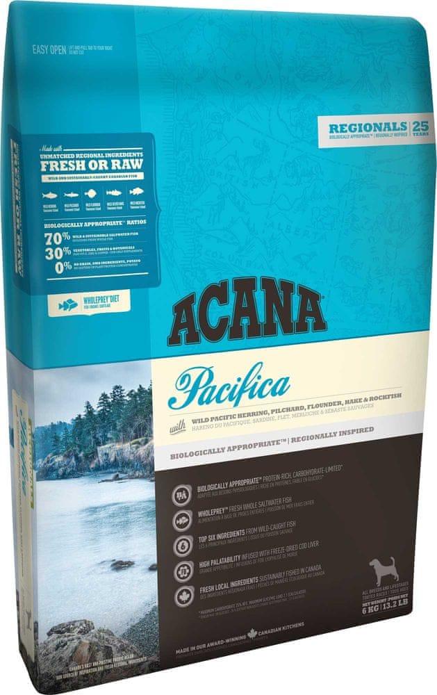 Acana Regionals Pacifica Dog 6 kg