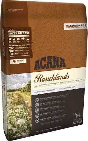 Acana Regionals Ranchlands Dog 6 kg