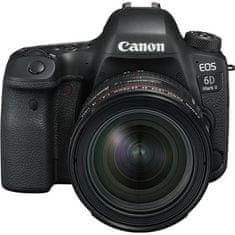 Canon fotoaparat EOS 6D Mark II z objektivom EF 24-70 IS USM