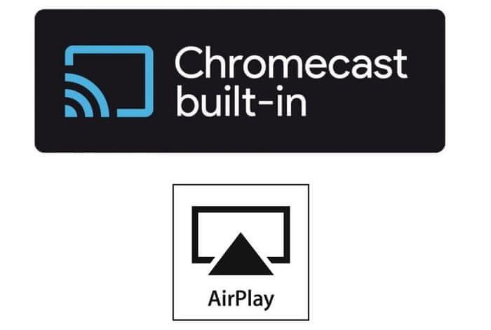 Chromecast a AirPlay