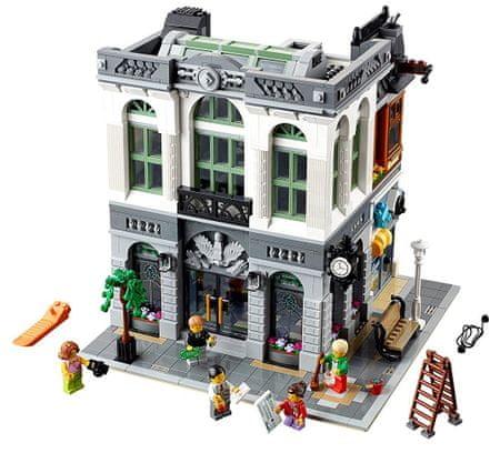 LEGO Creator 10251 - Kocka Bank