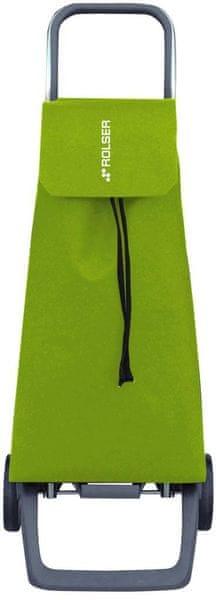 Rolser Nákupní taška na kolečkách Jet LN Joy, světle zelená