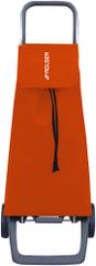 Rolser Nákupná taška na kolieskach Jet LN Joy, oranžová