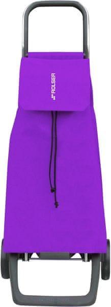 Rolser Nákupní taška na kolečkách Jet LN Joy, fialová