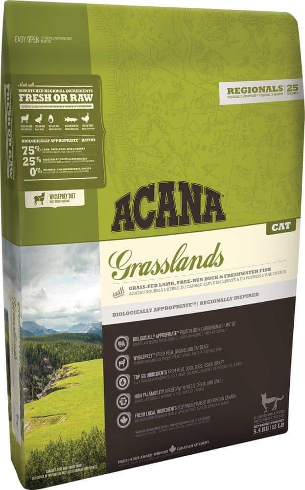 Acana Regionals Grasslands Cat 5,4 kg
