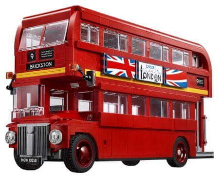 LEGO Creator 10258 Londoni autobus