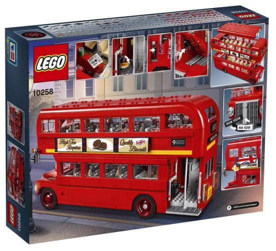 LEGO Creator Expert 10258 Londonski avtobus