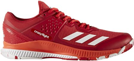 Adidas Crazyflight Bounce Scarlet/Ftwr White/Energy 47.3