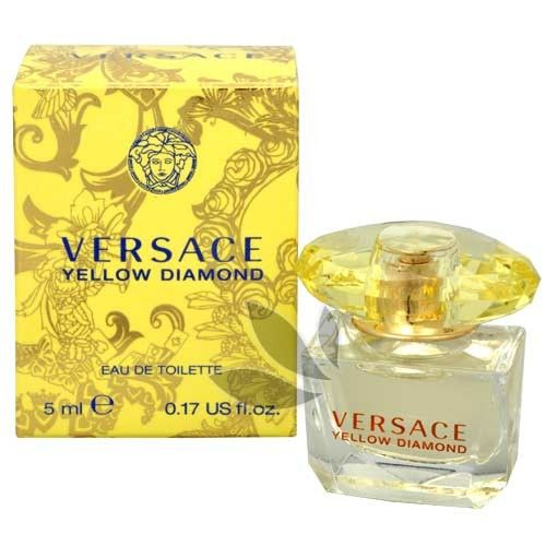 Versace Yellow Diamond - miniatura EDT 5 ml
