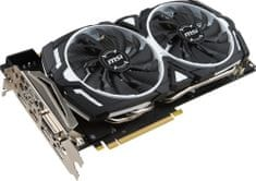 MSI GeForce GTX 1070 Ti ARMOR 8G, 8GB