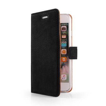 Surazo Onasi preklopna torbica za iPhone X,črna
