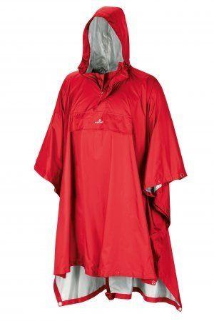 Ferrino płaszcz przeciwdeszczowy Todomodo RP L/XL red
