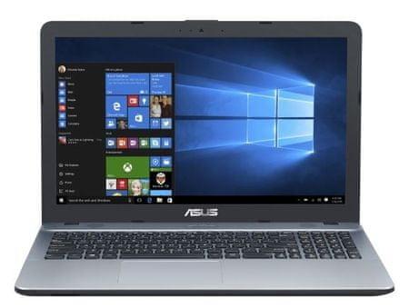 Asus prenosnik X541NA-GO407T Celeron N3350/4GB/SSD128GB/15,6HD/W10H (90NB0E83-M07450)