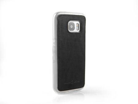 Surazo Onasi silikonski ovitek iPhone 8, črn