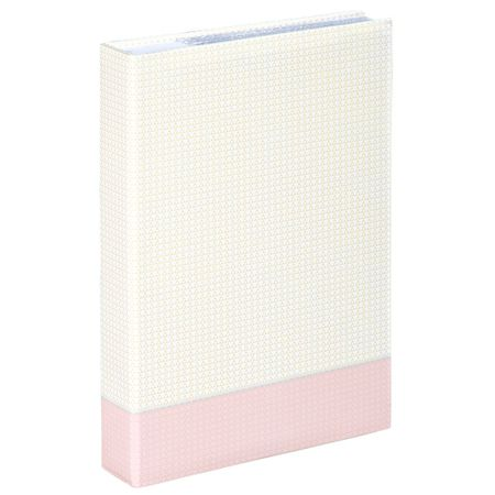 Hama foto album Filigrana, 10 x 15 cm, 300 slik, pastelno roza