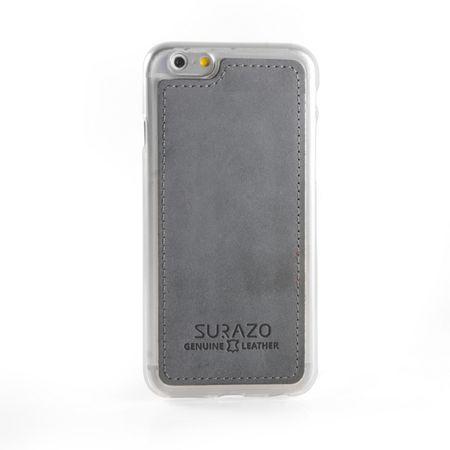 Surazo Onasi silikonski ovitek Samsung Galaxy S7 G930, siv