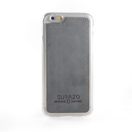 Surazo Onasi silikonski ovitek Samsung Galaxy S7 Edge G935, siv