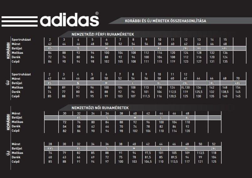 Mérettáblázat hu hu SzójegyzékMall Adidas SzójegyzékMall Adidas Mérettáblázat Adidas BoeWrdxC
