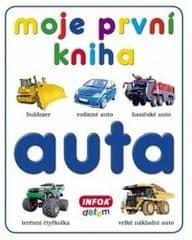 kolektiv autorů: Moje první kniha - Auta