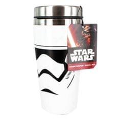 Hrnek Star Wars - Stormtrooper cestovní (470 ml)