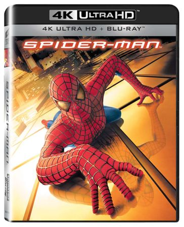 Spider-Man  (2 disky) - Blu-ray + 4K ULTRA HD