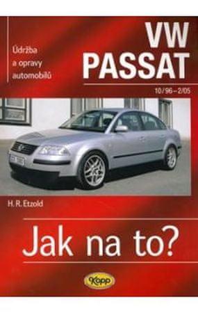 Etzold Hans-Rudiger Dr.: VW Passat 10/96 -2/05 - Jak na to? 61.