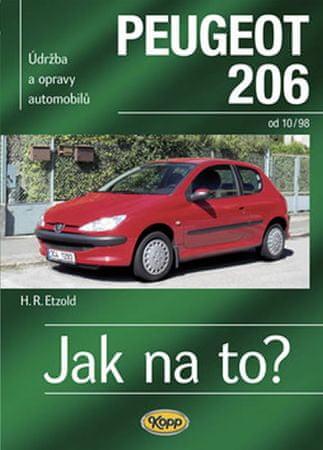 Etzold Hans-Rudiger Dr.: Peugeot 206 od 10/98 - Jak na to? č. 65